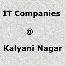 IT-Companies-at-Kalyani Nagar